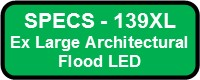 FULTON SPECS 139XL ARCHITECTURAL FLOOD LED