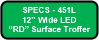 EXCELON RD SURFACE LED SPECS 451L